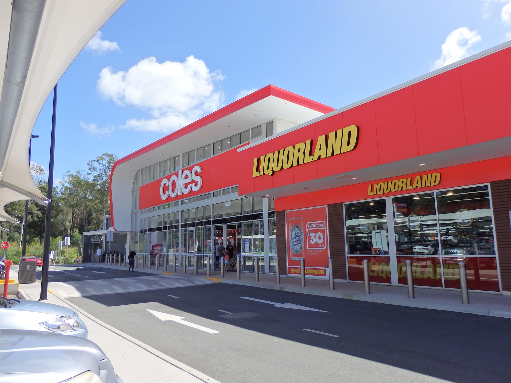 Coles Liquorland